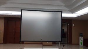 Dimensi Projector