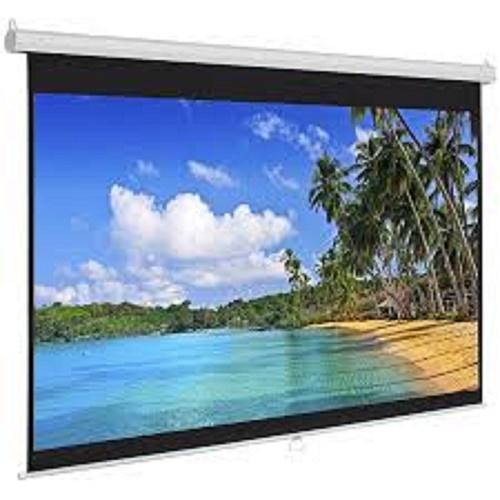 Manual screen 84 Inch