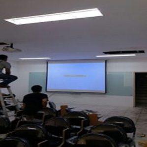 Jasa Pasang Bracket proyektor Gantung